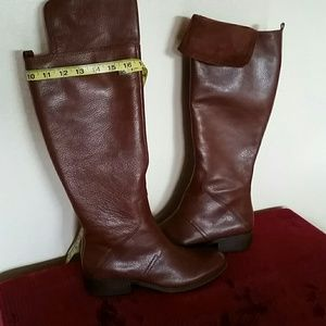 Nine West Shoes - Women's Nine West knee boots Size 8-1/2